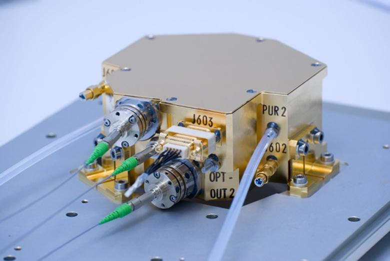 LPF - Laser Modulator Unit