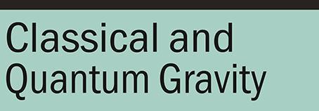 Classical and Quantum Gravity