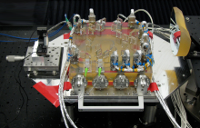 LPF - Optical Bench Interferometer