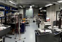 AEI Hannover - Laboratory