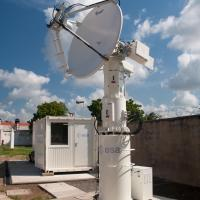 ESA tracking antenna at in